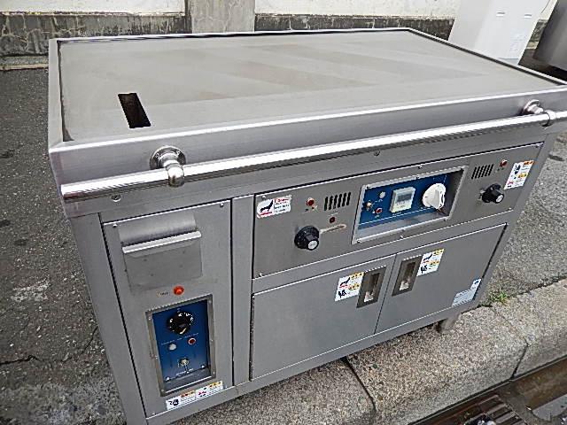 ニチワ 電気グリドル 鉄板焼 TPY-1040SP 単相200V