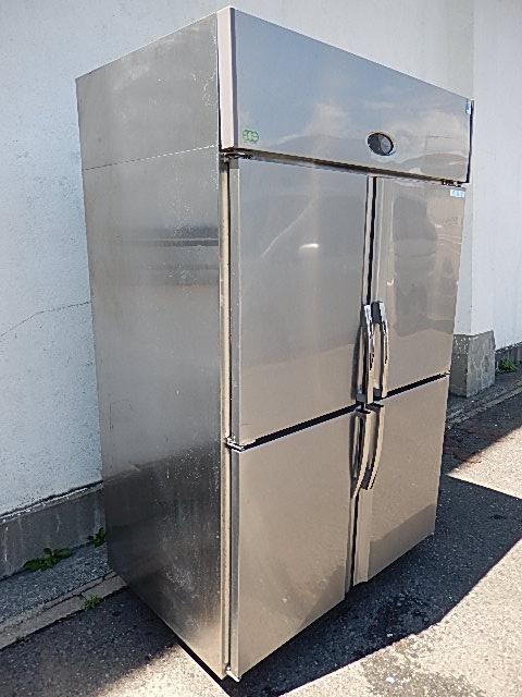 フクシマ・縦型4面冷凍冷蔵庫