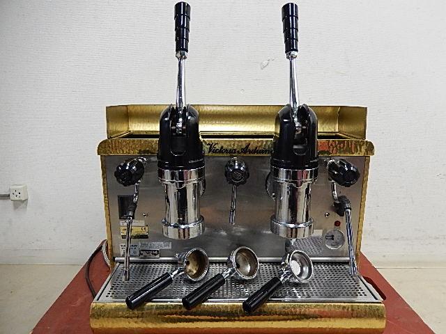 Victoria Arduino 2連エスプレッソマシン