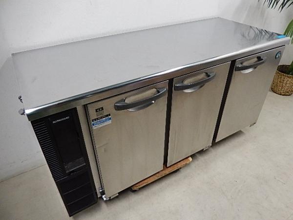 ホシザキ テーブル形冷蔵庫 台下冷蔵庫 RT-150PNE1-TH