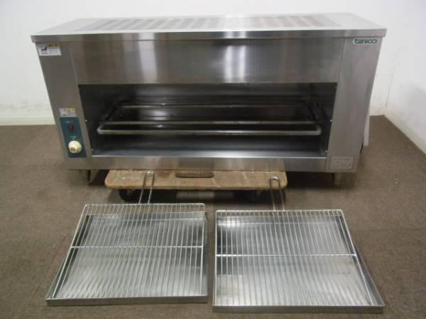 タニコー 焼物器 電気グリラー TEIG-120 魚焼器